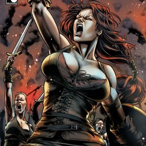 Belladonna – Fire and Fury – Issue 1 Boundless Comics