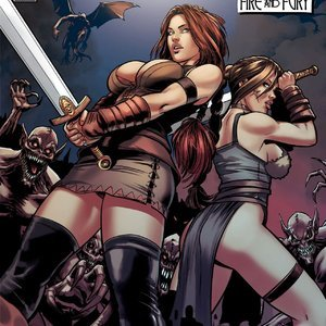 Belladonna – Fire and Fury – Issue 2 Boundless Comics