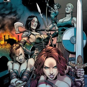 Belladonna – Fire and Fury – Issue 6 Boundless Comics