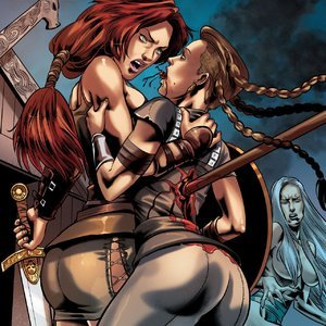 Belladonna – Fire and Fury – Issue 8 Boundless Comics