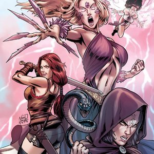 Belladonna – Fire and Fury – Issue 9 Boundless Comics