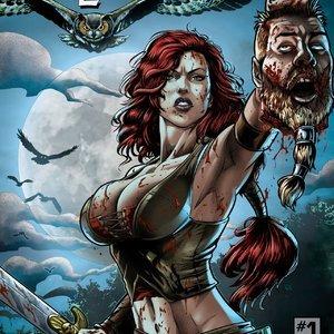 Belladonna – Issue 1 Boundless Comics