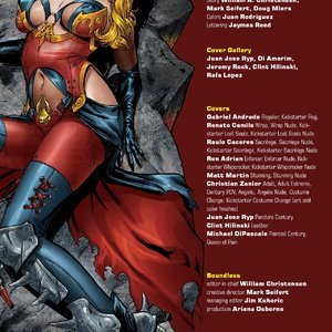 Hellina – Issue 1 Boundless Comics