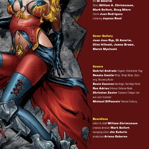 Hellina – Issue 3 Boundless Comics