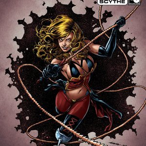 Hellina – Scythe – Issue 1 Boundless Comics