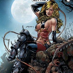 Hellina – Scythe – Issue 2 Boundless Comics