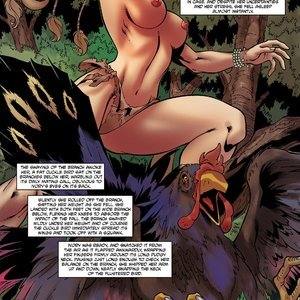 Boundless Comics Jungle Fantasy - Ivory - Issue 2 gallery image-007