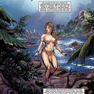 Boundless Comics Jungle Fantasy - Ivory - Issue 2 gallery image-008
