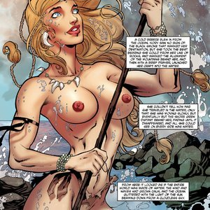 Boundless Comics Jungle Fantasy - Ivory - Issue 2 gallery image-011