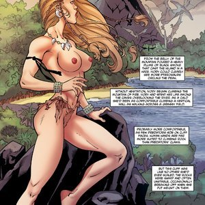 Boundless Comics Jungle Fantasy - Ivory - Issue 2 gallery image-017