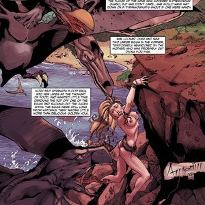 Boundless Comics Jungle Fantasy - Ivory - Issue 2 gallery image-019
