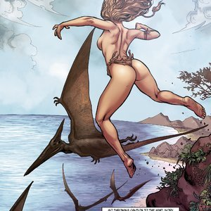 Boundless Comics Jungle Fantasy - Ivory - Issue 2 gallery image-020