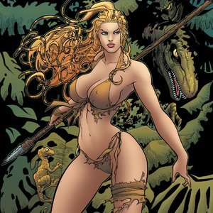 Boundless Comics Jungle Fantasy - Ivory - Issue 2 gallery image-022