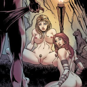 Boundless Comics Jungle Fantasy - Ivory - Issue 2 gallery image-026