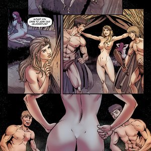 Boundless Comics Jungle Fantasy - Ivory - Issue 2 gallery image-029