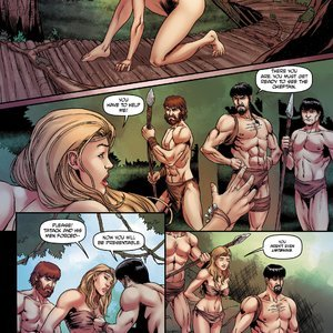 Boundless Comics Jungle Fantasy - Ivory - Issue 2 gallery image-032