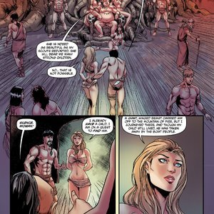 Boundless Comics Jungle Fantasy - Ivory - Issue 2 gallery image-033