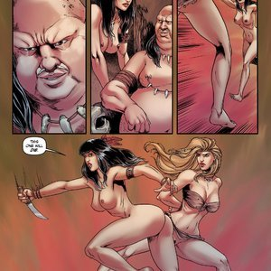 Boundless Comics Jungle Fantasy - Ivory - Issue 2 gallery image-034