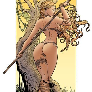 Boundless Comics Jungle Fantasy - Ivory - Issue 2 gallery image-035