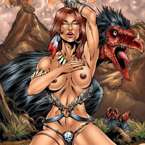 Boundless Comics Jungle Fantasy - Ivory - Issue 2 gallery image-040