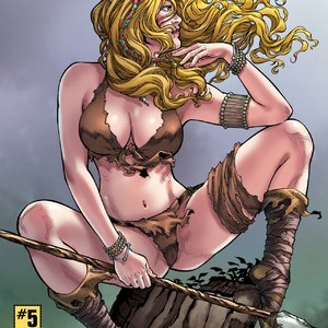Jungle Fantasy – Ivory – Issue 5 Boundless Comics