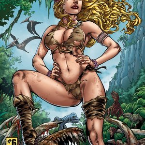 Boundless Comics Jungle Fantasy - Ivory - Issue 6 gallery image-001