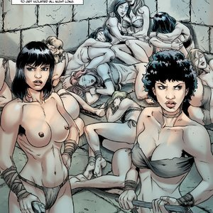 Boundless Comics Jungle Fantasy - Ivory - Issue 6 gallery image-005