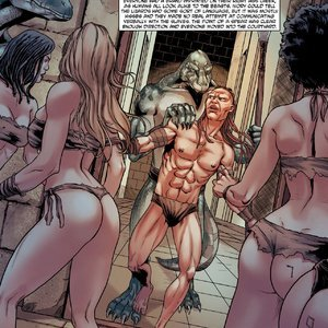 Boundless Comics Jungle Fantasy - Ivory - Issue 6 gallery image-006