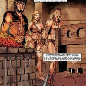 Boundless Comics Jungle Fantasy - Ivory - Issue 6 gallery image-008