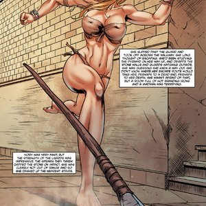 Boundless Comics Jungle Fantasy - Ivory - Issue 6 gallery image-009