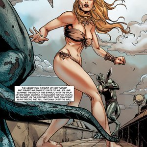 Boundless Comics Jungle Fantasy - Ivory - Issue 6 gallery image-010