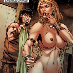 Boundless Comics Jungle Fantasy - Ivory - Issue 6 gallery image-016
