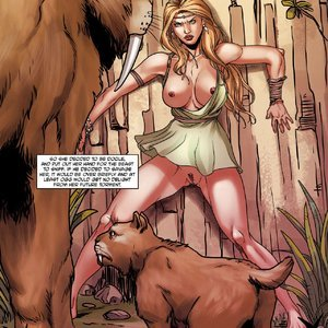 Boundless Comics Jungle Fantasy - Ivory - Issue 6 gallery image-019