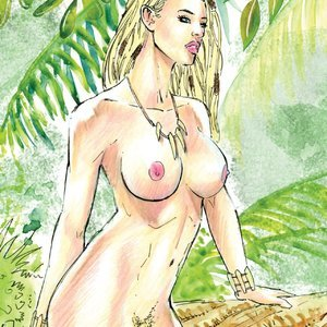 Boundless Comics Jungle Fantasy - Ivory - Issue 6 gallery image-023