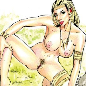 Boundless Comics Jungle Fantasy - Ivory - Issue 6 gallery image-032