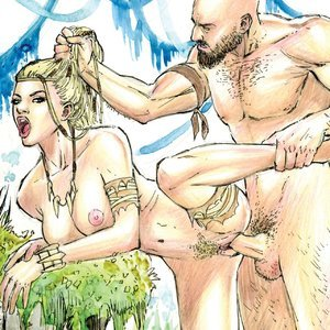 Boundless Comics Jungle Fantasy - Ivory - Issue 6 gallery image-039