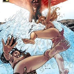 Jungle Fantasy - Secrets - Issue 4 comic 001 image