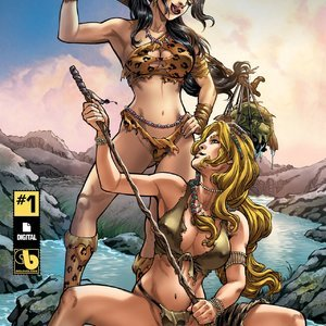 Jungle Fantasy – Survivor – Issue 1 Boundless Comics