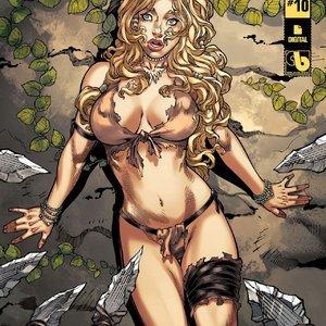 Jungle Fantasy – Survivor – Issue 10 Boundless Comics