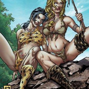 Jungle Fantasy – Survivor – Issue 3 Boundless Comics