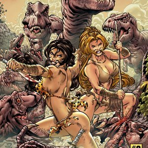 Jungle Fantasy – Vixens – Issue 2 Boundless Comics