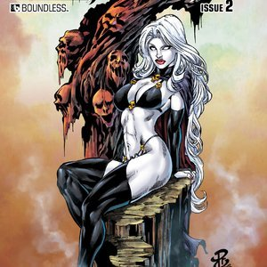 Boundless Comics Lady Death - Apocalyse - Issue 2 gallery image-001