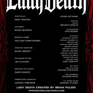 Boundless Comics Lady Death - Apocalyse - Issue 2 gallery image-002