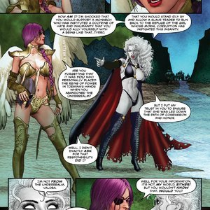 Boundless Comics Lady Death - Apocalyse - Issue 2 gallery image-005