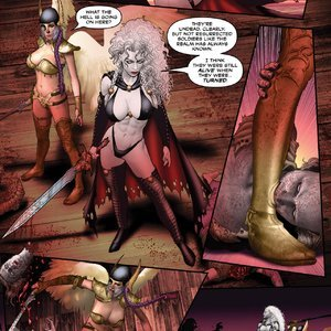 Boundless Comics Lady Death - Apocalyse - Issue 2 gallery image-016