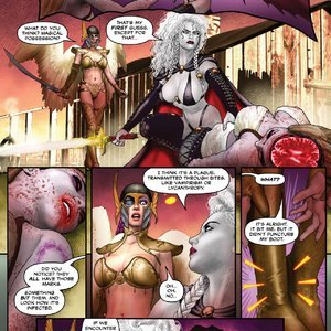 Boundless Comics Lady Death - Apocalyse - Issue 2 gallery image-020