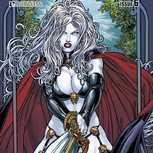 Lady Death – Apocalyse – Issue 6 Boundless Comics