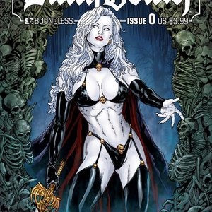 Lady Death – Issue 0 Boundless Comics