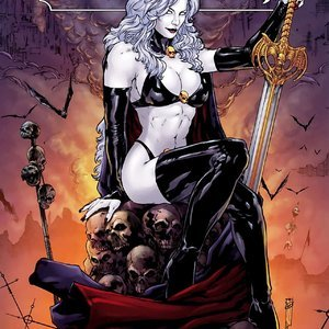 Lady Death – Issue 1 Boundless Comics