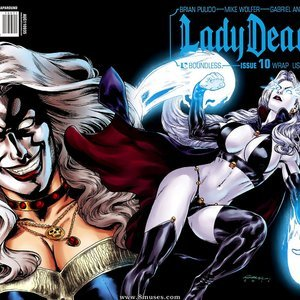 Lady Death – Issue 10 Boundless Comics